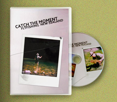 DVD Catch The Moment Flyfishing New Zealand